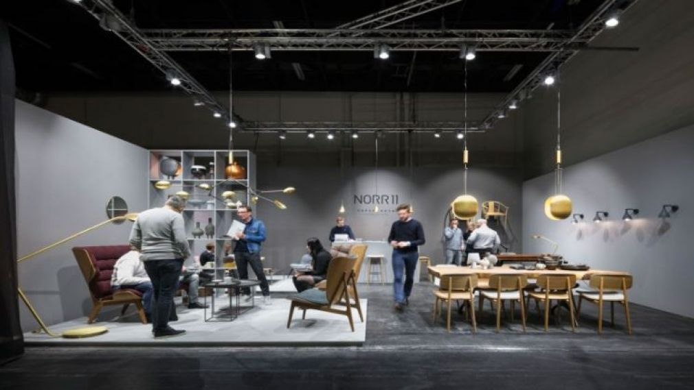 Imm Cologne: The Interior business event
