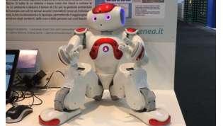 """Un robot domestico che si occupa di consumi e sicurezza: ecco """"Nao"""""""