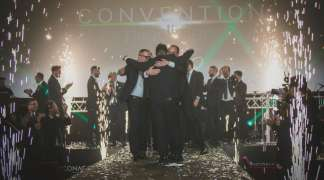 """Convention 2019, a Pesaro la festa di Iconacasa: """"Il sogno è realtà. Siamo un riferimento del mercato immobiliare"""""""